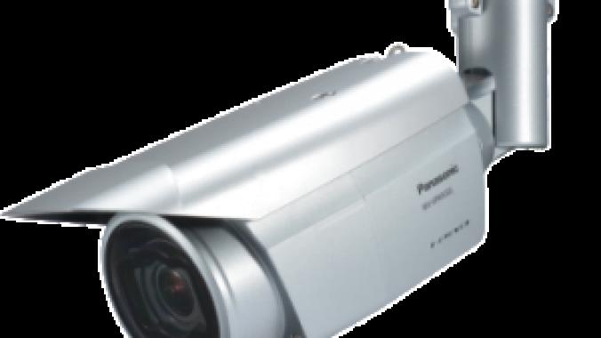 WV-SPW532L Tam Yüksek Çözünürlüklü Bullet Kamera